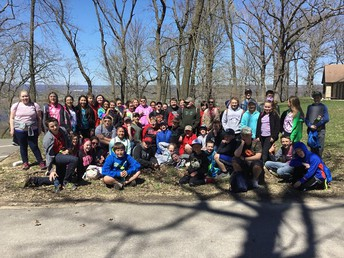 Panther Outdoor Education Day 2019
