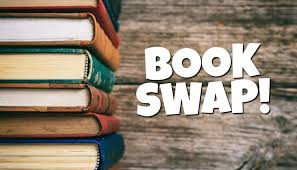 March is Reading Month Book Swap