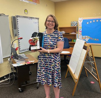 Third Grade Welcomes Mrs. Grant