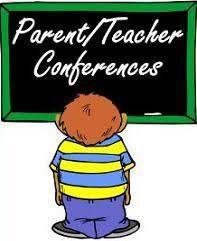 Parent Teacher Conferences Are Next Month