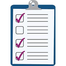 Parent Summer Checklist