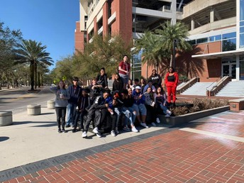 AVID Field Trip to UF