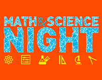 "Math & Science Night ""Staycation"""