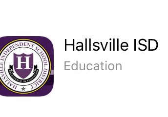 Hallsville ISD App