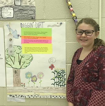 Soil and Water Conservation Poster Winners