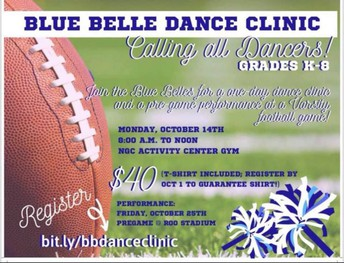 Blue Belles Dance Clinic
