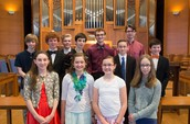 Bruce Adami and The Young Organist Collaborative