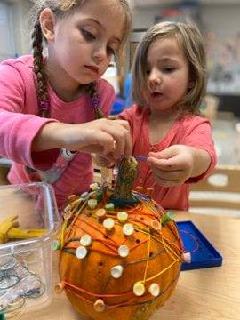 Pumpkins and Geometry at CECC