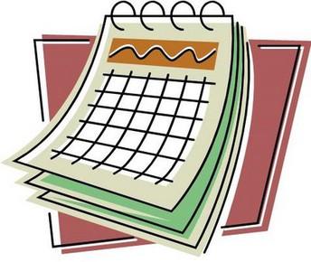 Important Dates to Remember: April 6th - April 16th