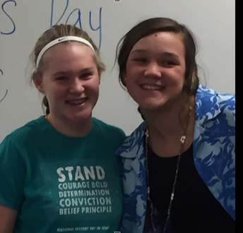 Student Council President's Day!
