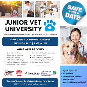 Junior Vet University