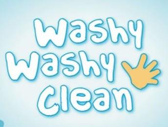 Washy Washy Clean