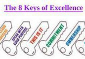 The 8 Keys of Excellence