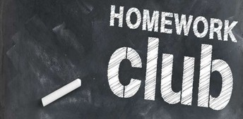 Homework Club Starts September 11