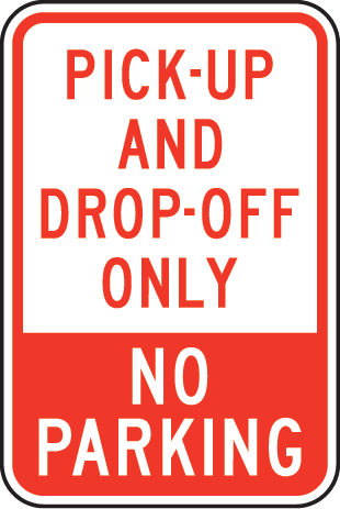 Parent Drop Off Procedures