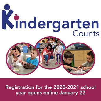 graphic of Kindergarten Counts