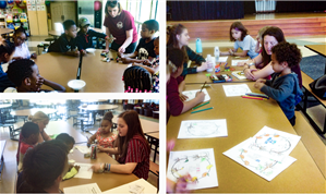 Glenside C.L.A.S.P. Students Learn STEM Lessons from Arcadia Grad Students