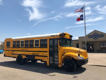 New School Bus!