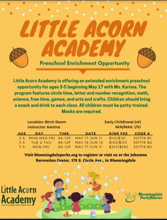 Little Acorn Academy