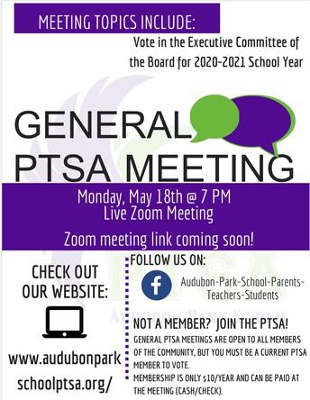 GET INVOLVED WITH PTSA