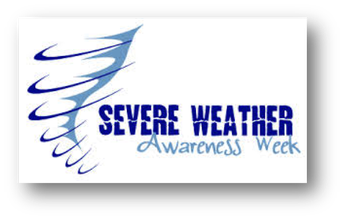Tornado and Severe Weather Awareness Week April 9-13