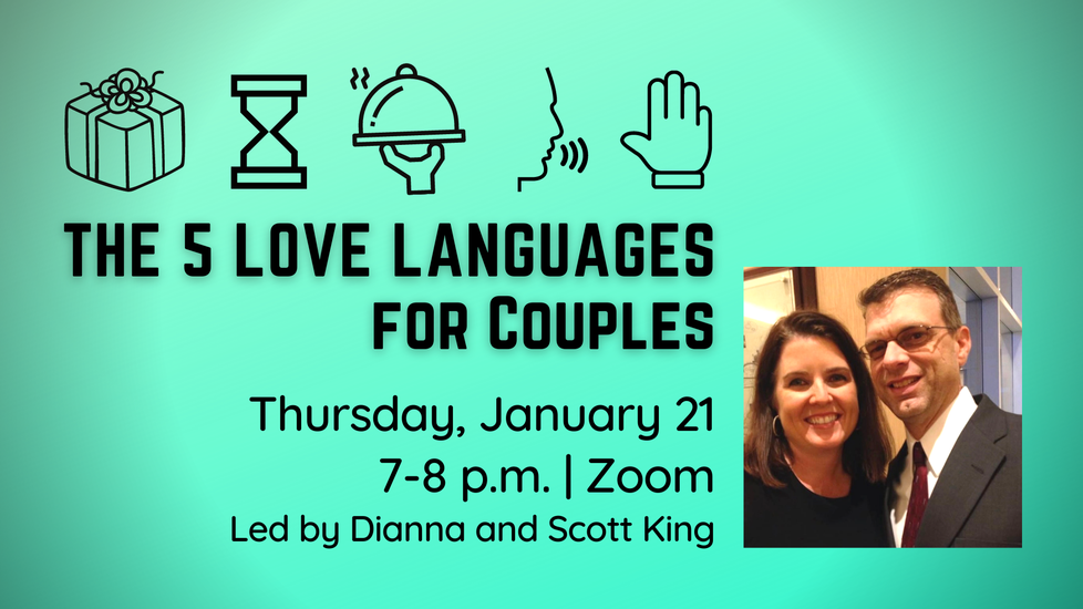 The 5 Love Languages for Couples