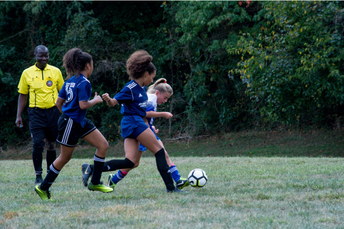 Girls 12U Soccer Gallery