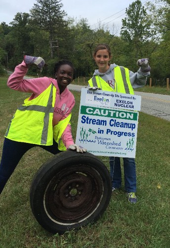 Watershed Challenge and Clean Up!