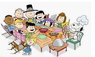 Thanksgiving Feast Sign Ups