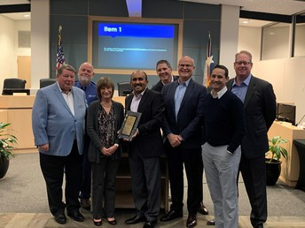 Town receives GFOA Award