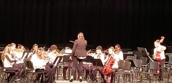 Grade 8 Orchestra