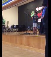 Blackshear Spelling Bee