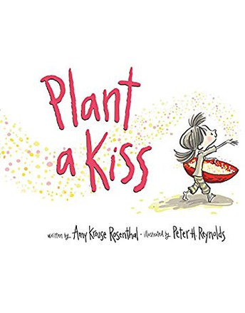 Little Miss Planted a Kiss