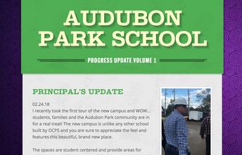 Principal's Update #1