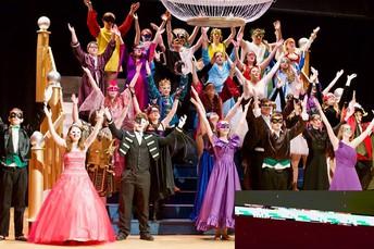 Phantom of the Opera Musical