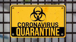 New Quarantine Guidelines