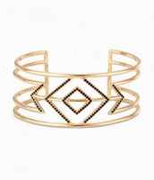Pavé Sphinx Cuff - SOLD