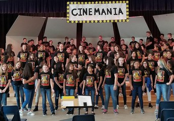 6th Grade Falcon Singers