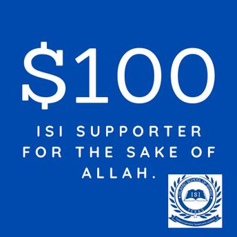Giving for the sake of Allah