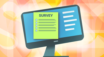 Take a second to take the second survey