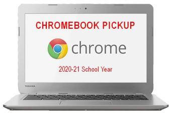 Pick up a Chromebook on Thursday