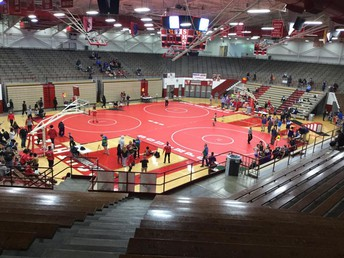 Southport Wrestling Results: Sectionals