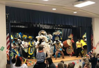 Glennwood's Culture Night celebrates the cultures represented by their students