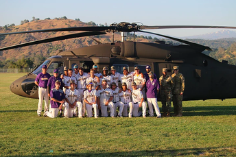 Military Appreciation Baseball Game