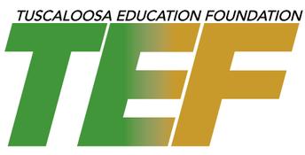 Tuscaloosa Education Foundation logo