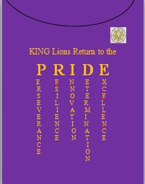 Dear King Families!