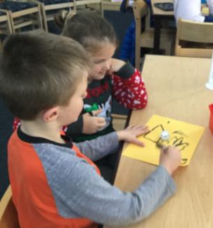 Kindergarten- Library