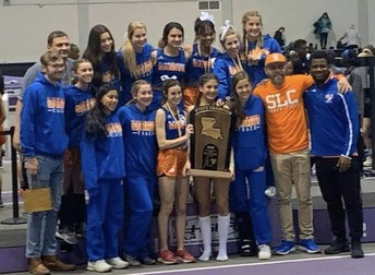 Indoor Track Wins State Titles