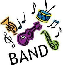Save the Date - 5th Grade Band Families!