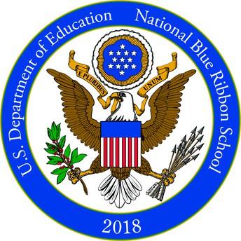 """The"" Cascade High School - National Blue Ribbon school"